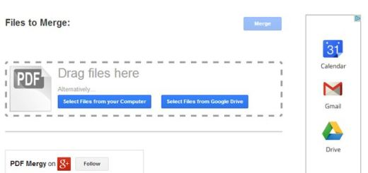 PDF Mergy, utilidad web gratuita para unir varios archivos PDF en un único documento