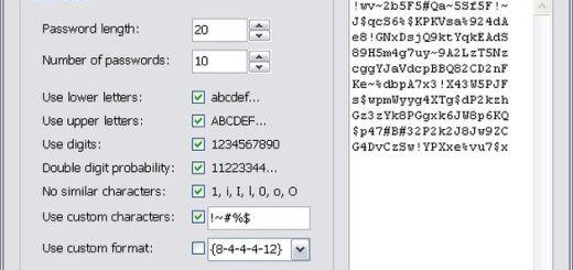 RandPass: un sencillo y práctico generador de contraseñas seguras en versión portable