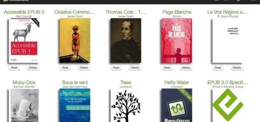 Readium: crea tu biblioteca y lee libros electrónicos ePub en Chrome