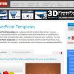 SlideHunter, más de 500 plantillas gratuitas para PowerPoint