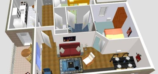Sweet Home 3D: software gratuito para diseño de interiores
