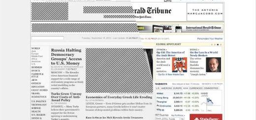 Text Mode, visualiza solo los textos de las páginas con esta extensión para Chrome
