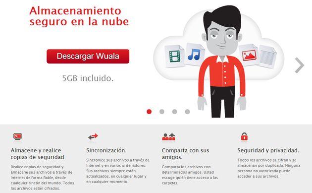 Wuala: 5 Gb para almacenamiento seguro y gratuito en la nube