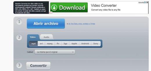 Conversor de vídeo online gratuito que se atreve con múltiples formatos