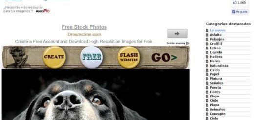 FreeJPG: gran colección de fotografías digitales gratuitas para descargar