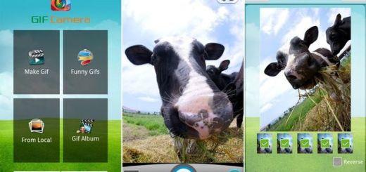 GIF Camera, crea y comparte gifs animados con esta app gratuita para Android