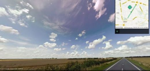 Hyperlapse, realiza un trayecto virtual entre dos puntos señalados en Street View