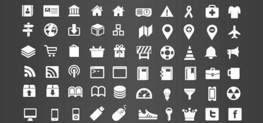 375 iconos vectoriales gratuitos optimizados para Retina Display