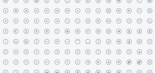 Metrize Icons, 300 iconos vectoriales gratuitos para tus sitios y aplicaciones