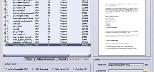PDFCool: crea, edita o convierte documentos PDF