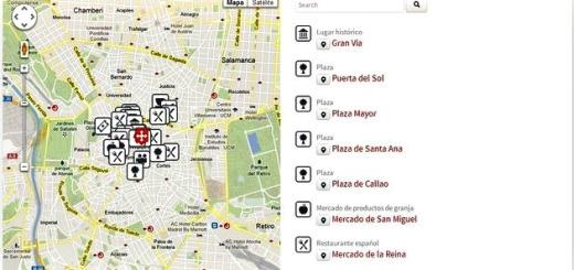 Twenue, descubre y comparte lugares geolocalizados con Twitter