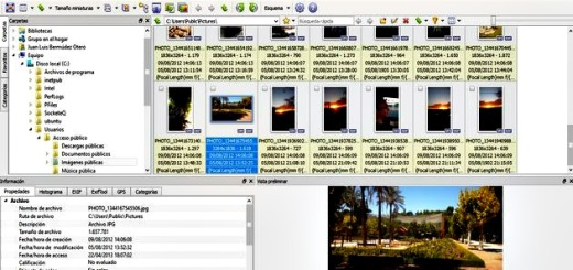 XnViewMP, versión mejorada del popular visualizador de imágenes