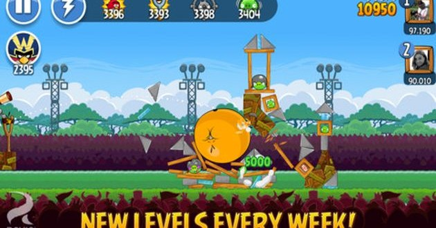 Angry Birds Friends ya puede descargarse gratis para iOS y Android