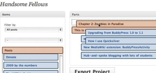 Anthologize, plugin WordPress para crear un ebook de tu blog