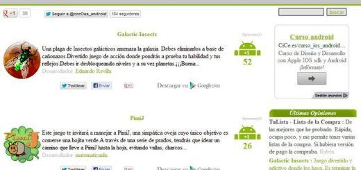 Cocoua, una web que te ayuda a promocionar gratis tus apps Android