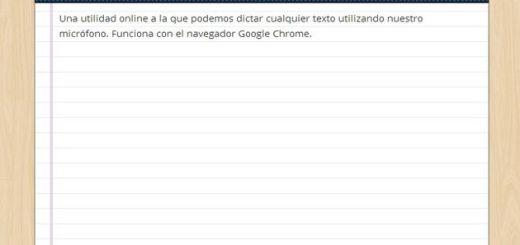 Dictation, usa tu voz para dictar emails y documentos en Chrome