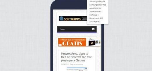 Piresponsive, observa como se muestra tu sitio en varios dispositivos
