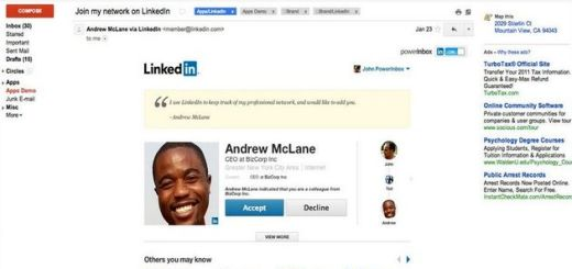 PowerInbox, extensión que integra tus redes sociales en tu webmail