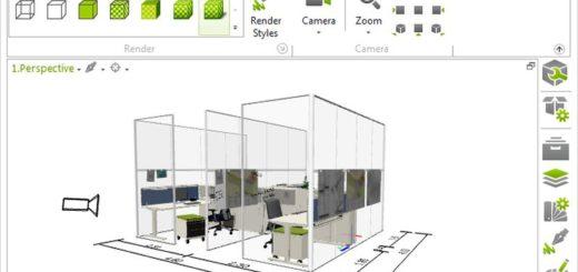 Software gratuito para diseño de interiores en 3D dirigido a profesionales y aficionados