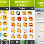 Sticker Emoticons for WhatsApp