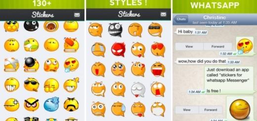 Sticker Emoticons for WhatsApp, divertidos stickers para WhatsApp