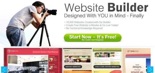 Web Start Today, crea tu sitio gratis y sin necesidad de programar