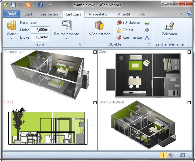Software libre para dise o de interiores en 3d - Software para disenar casas ...