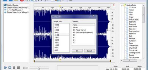 AV Audio Editor: completo editor de audio gratuito para Windows