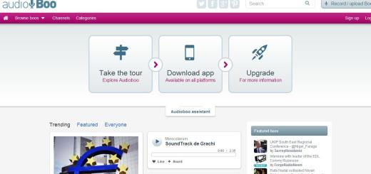 Audioboo ahora también permite compartir mensajes de voz en Twitter