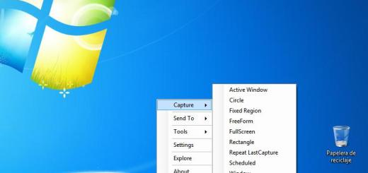 CaptureIt Plus, completa herramienta para tomar y editar screenshots