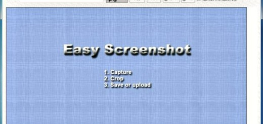 Easy Screenshot, toma screenshots y envíalos a tu blog en WordPress