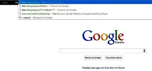 Tip: cómo eliminar URLs concretas de la barra de Google Chrome