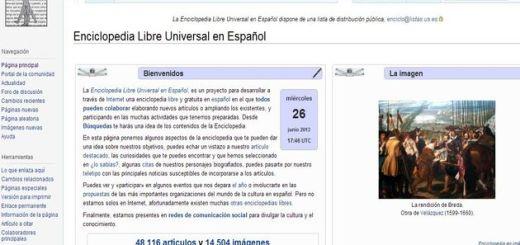 Enciclopedia Libre Universal en Español, una desconocida alternativa a Wikipedia