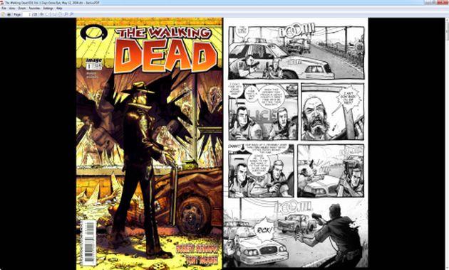 GeniusPDF, un software ligero y gratuito para leer ebooks y cómics