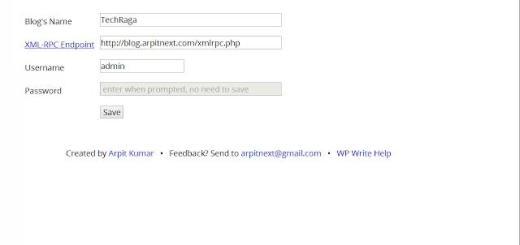 WP Write, escribe posts en WordPress con esta extensión para Chrome