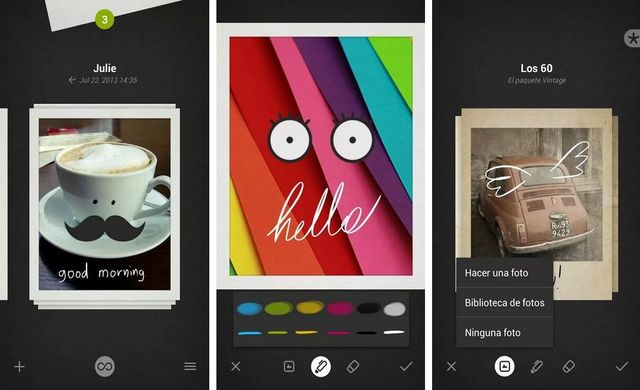 Bambo Loop, la forma más original de compartir fotos llega a Android