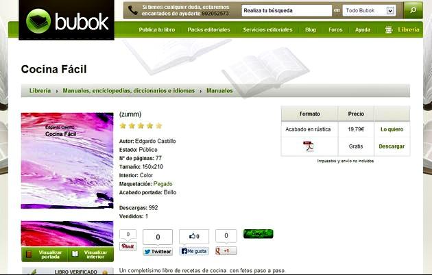 Aprender A Cocinar Pdf | Cocina Facil Ebook Pdf Para Enfrentarse Por Primera Vez A La Cocina