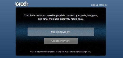 CredFM, listas musicales inteligentes para escuchar tu música favorita