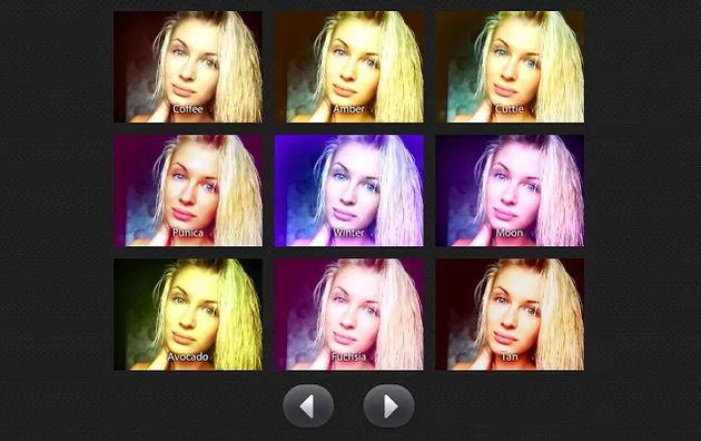 Foto Rulez, app Chrome con más de 40 bellos efectos para tus fotos