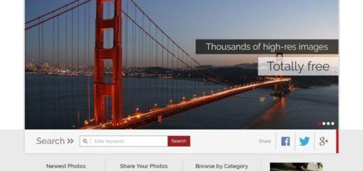 FreeRange Stock: banco de fotografías gratuitas para tus proyectos