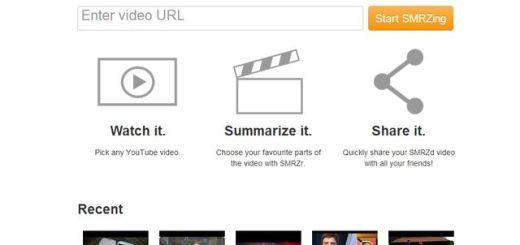SMRZr, comparte solo los fragmentos de YouTube que te interesan
