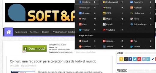 SiteLauncher, abre sitios en Chrome con un clic de teclado o ratón