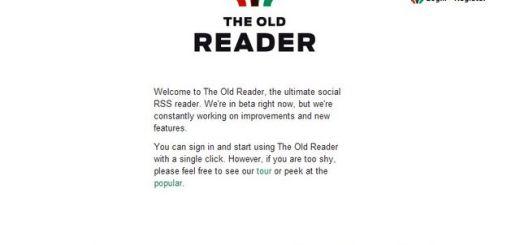 The Old Reader anuncia su cierre desbordado por los nuevos usuarios