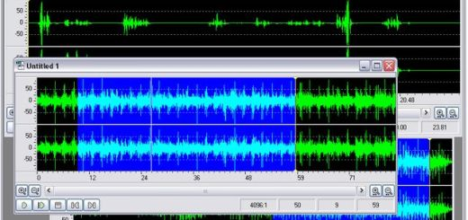 AudioDope, un completo editor y grabador de audio gratuito
