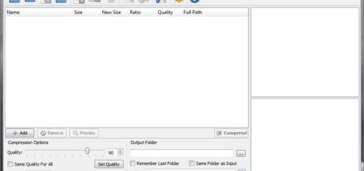 Caesium, comprime tus imágenes con este software gratuito para Windows