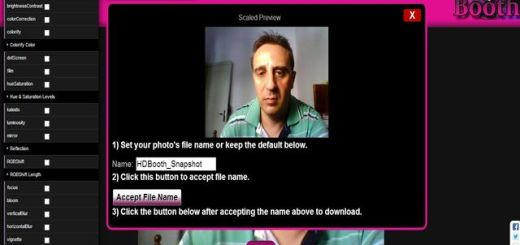 HDBooth, toma fotos con tu webcam HD y aplícales efectos y filtros desde Chrome