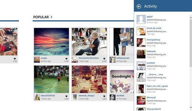 InstaPic, el mejor cliente de Instagram para Windows 8 y RT