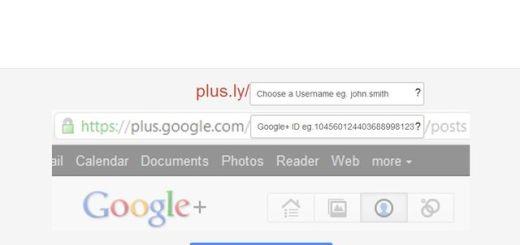 Plusly, práctico acortador de URL para los perfiles de Google+