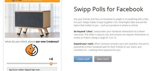 Swipp Polls for Facebook