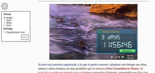 BeeLine Reader, extensión de navegador para facilitarnos la lectura